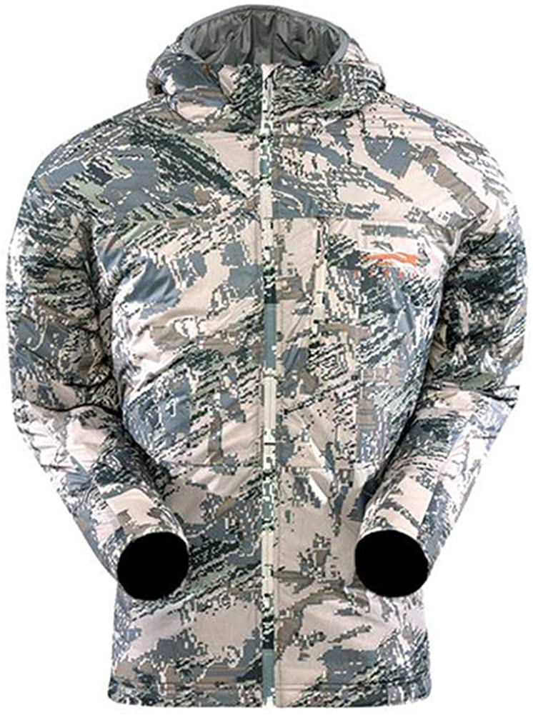 SITKA Gear Men's Kelvin Lite Hunting Hoody, Optifade Open Country, X-Large Tall