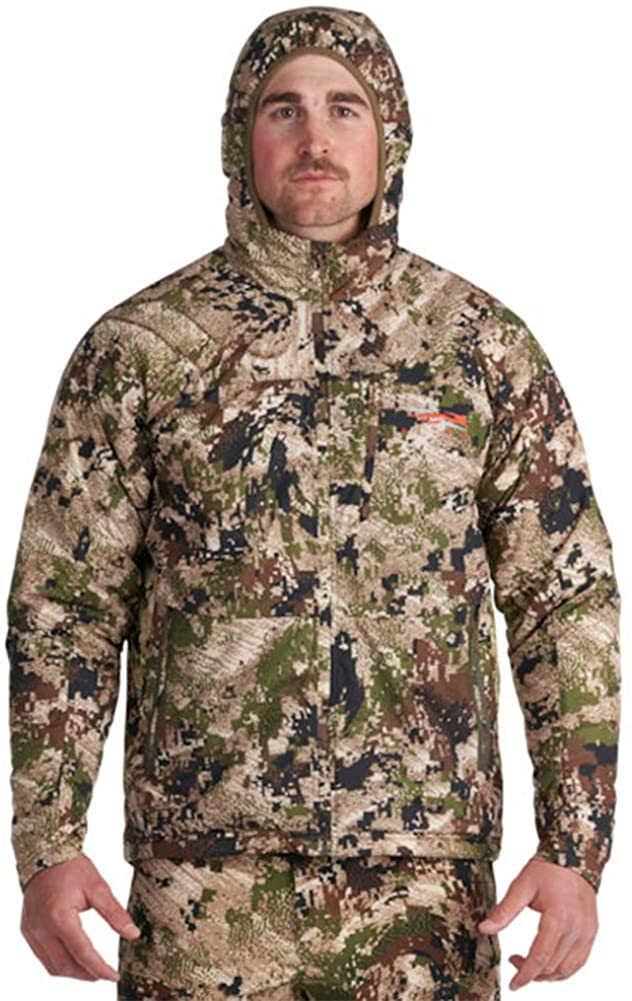 SITKA Gear Men's Kelvin Lite Hunting Hoody, Optifade Subalpine, XXX-Large