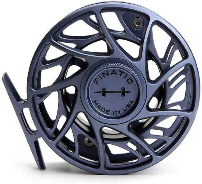 Hatch Outdoors Fly Fishing - Limited Ed. Gen 2 Finatic 7 Plus Fly Reel