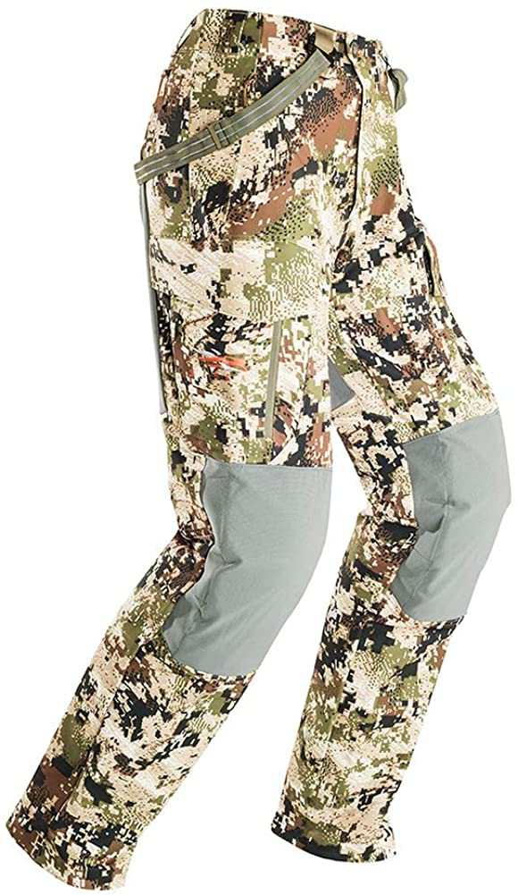 SITKA Gear Women's Timberline Waterproof Breathable Hunting Pant, Lead, 32 Regular