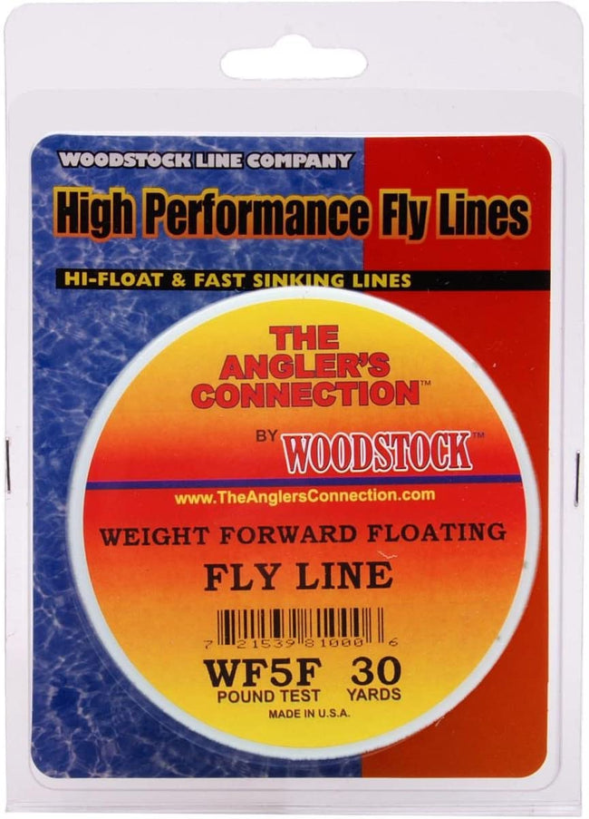Woodstock Weight Forward Fly Line