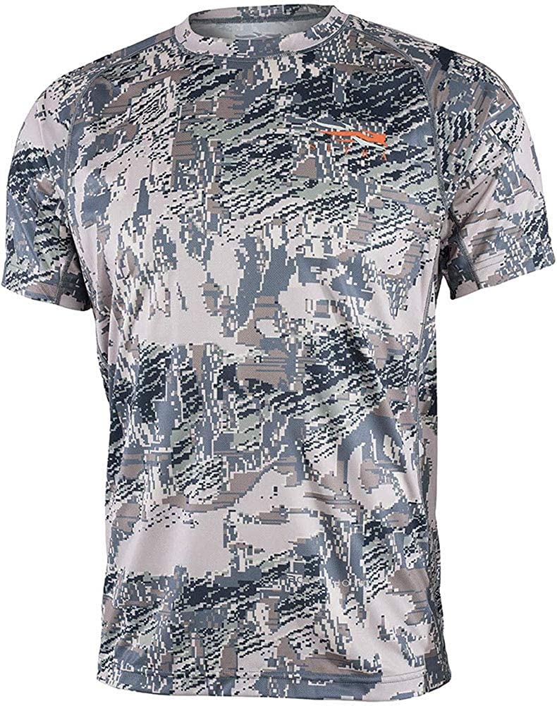 SITKA Gear New for 2019 CORE Lightweight Crew - Short Sleeve