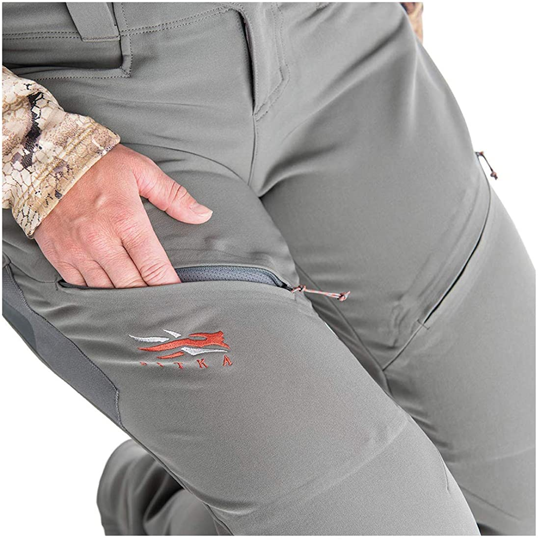SITKA Women's Hunting Mid-Layer Durable Pocketed Cadence Pant
