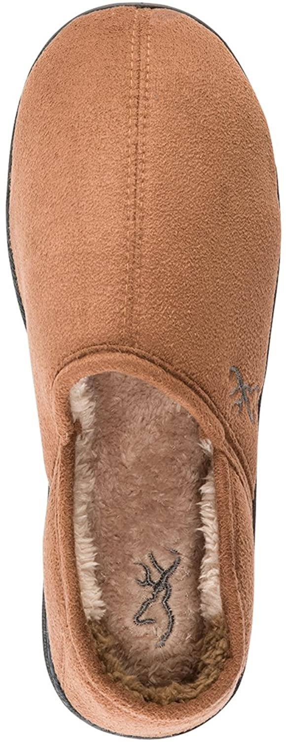Browning Mens Jake Slipper, Toffee/Beluga, 12M, F000005720336