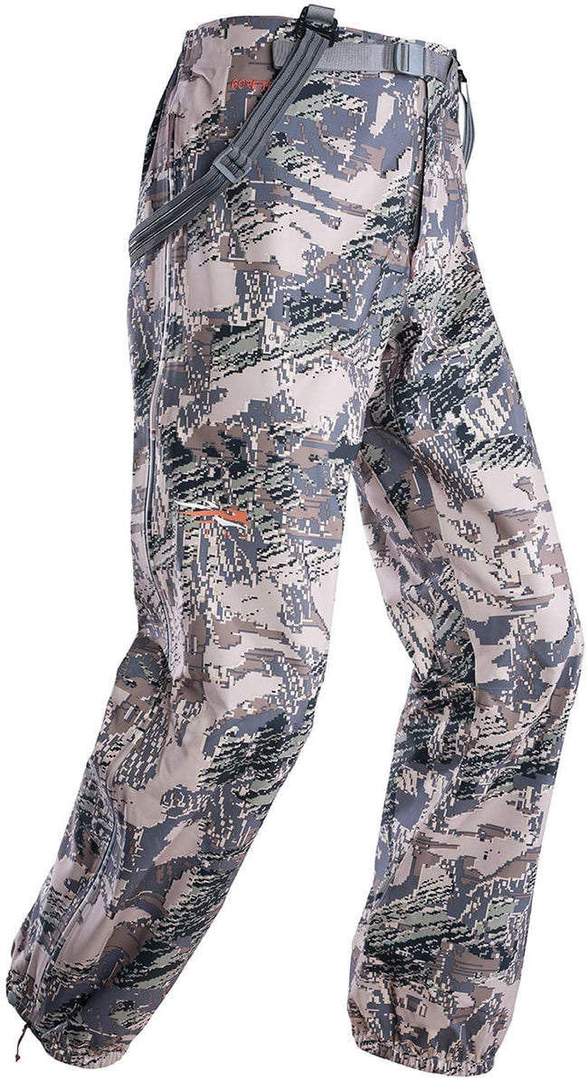 SITKA Gear New for 2019 Cloudburst Pant Optifade Open Country X Large