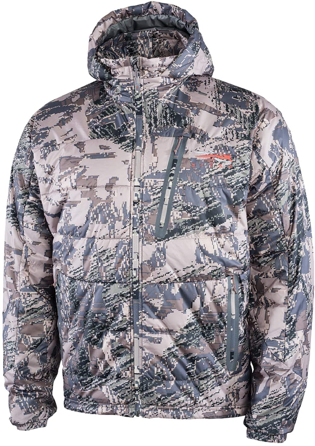 SITKA Gear New for 2019 Kelvin Hoody Optifade Open Country XXX Large