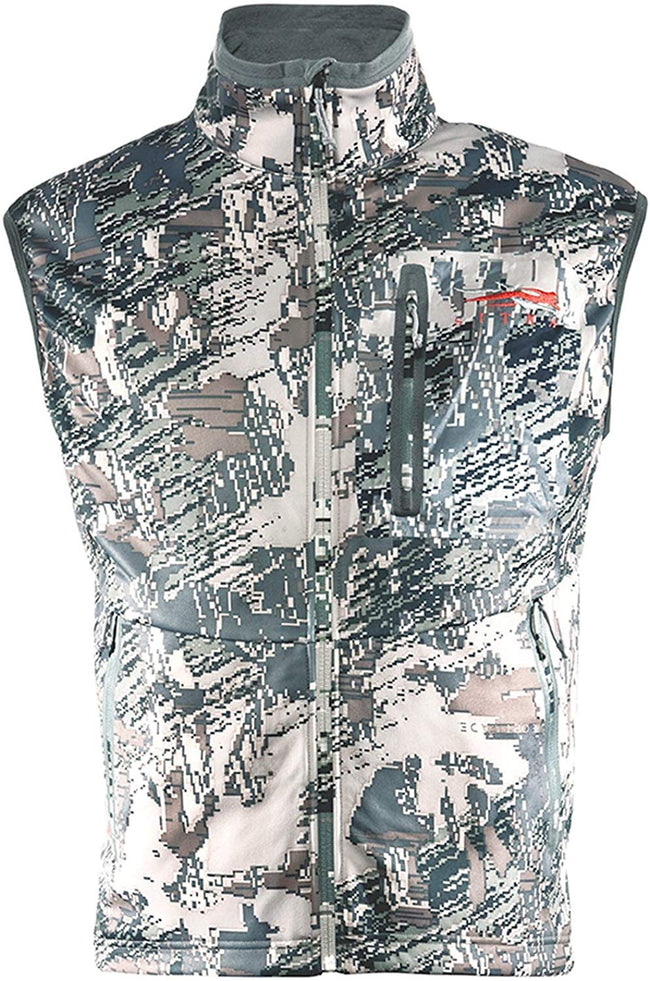 Sitka Gear Men's Jetstream Windstopper Vest, Optifade Open Country, Medium
