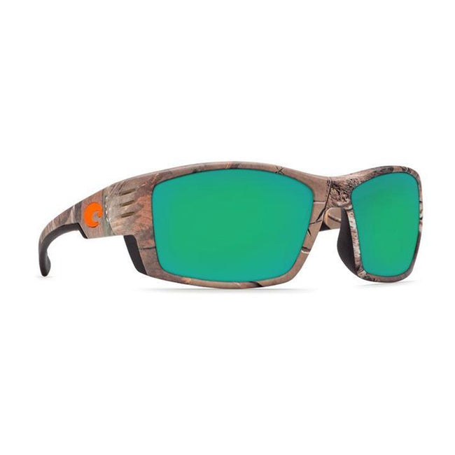 Costa Del Mar Cortez Realtree Xtra Camo Sunglasses Green Lens 400G