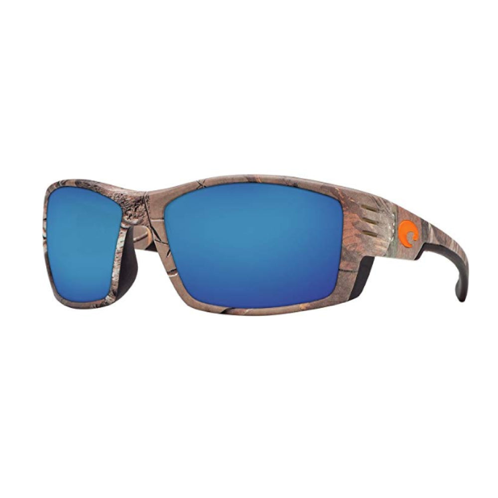 Costa Del Mar Cortez Sunglasses Realtree Xtra Camo Blue Mirror 580G