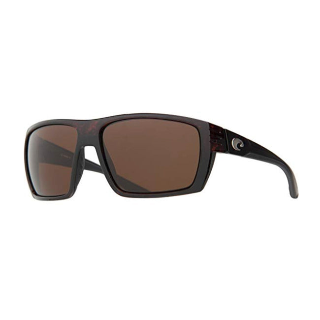 Costa Del Mar Hamlin Sunglasses Tortoise Frame Copper 580Glass
