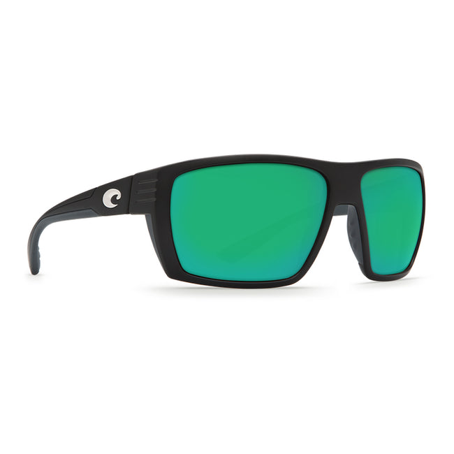 Costa Del Mar Hamlin Sunglasses Matte Black / Green Mirror 580G