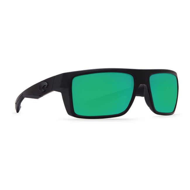 Costa del Mar Motu Sunglasses Blackout / Green Mirror 580G
