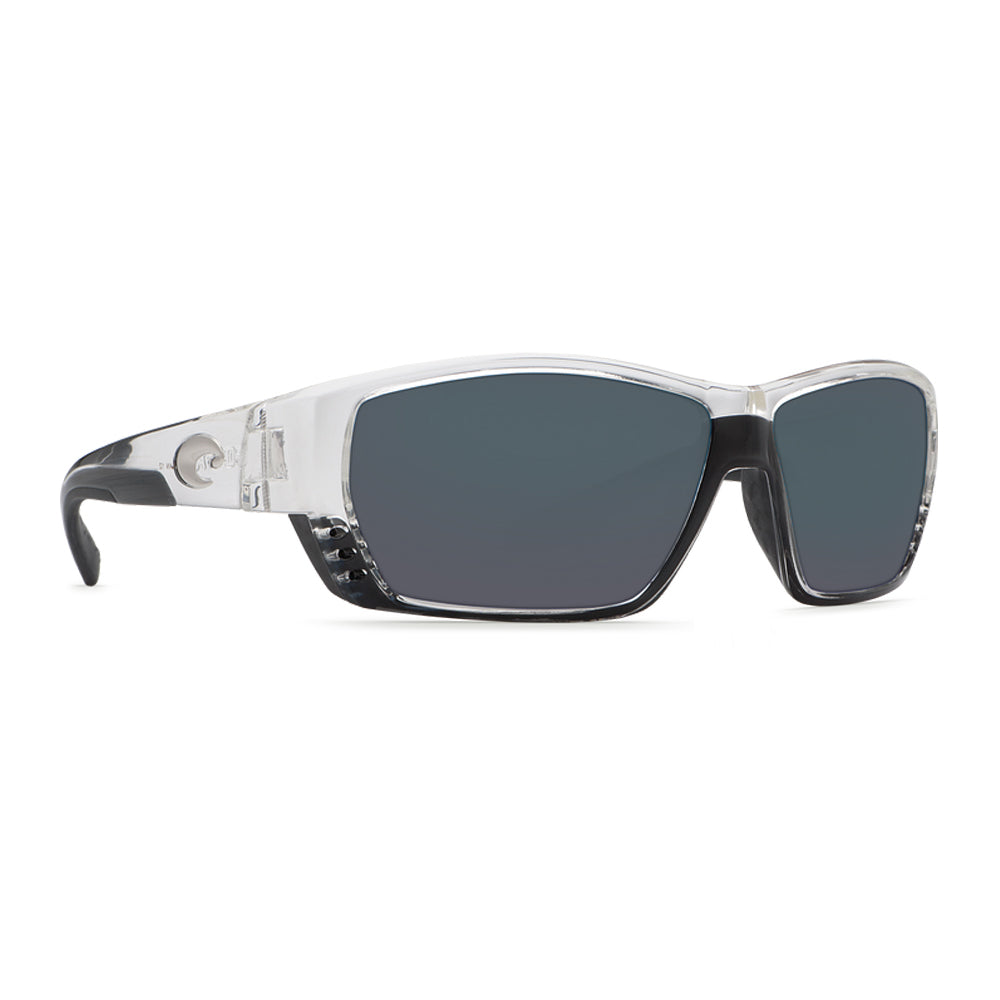 Costa Del Mar Tuna Alley Sunglasses Crystal Gray 580P
