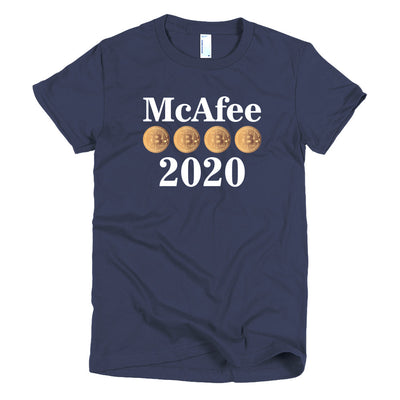 McAfee 2020 Womens Graphic T-Shirt