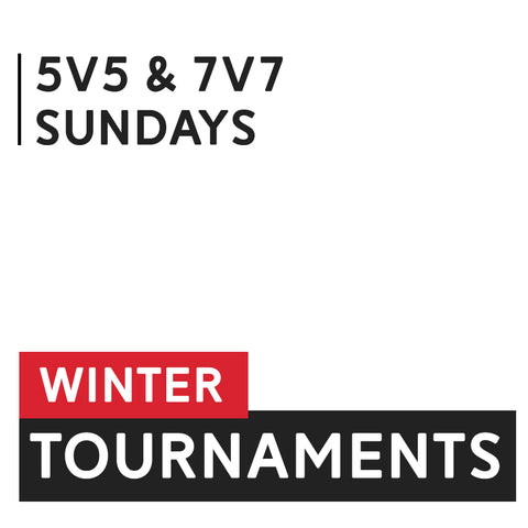 Winter Soccer Tournaments