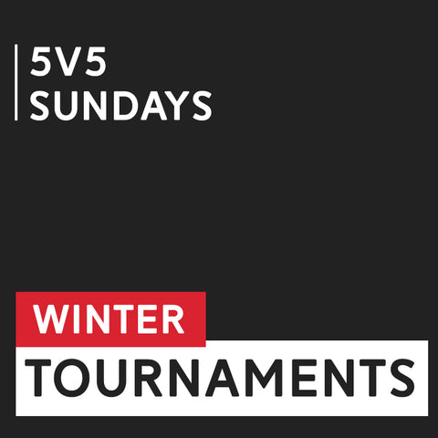 5v5 Tournaments (incl. Ref Fees)