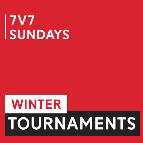7v7 Tournaments (incl. Ref Fees)