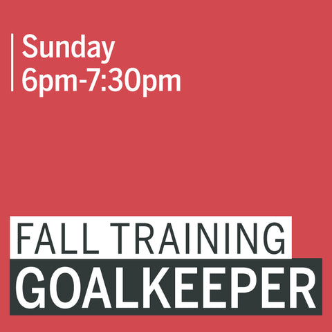 Goalkeeper Academy