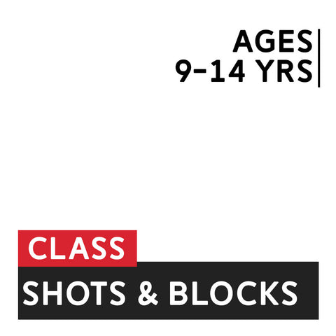 Shots & Blocks Small Group Training