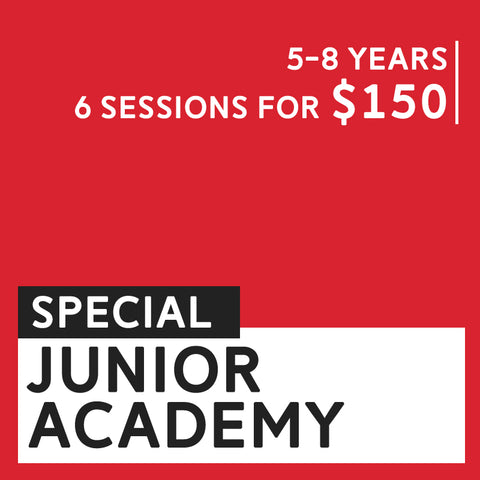Junior Academy - December Special