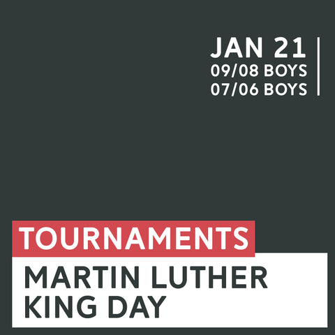MLK Day 7v7 Tournaments Special