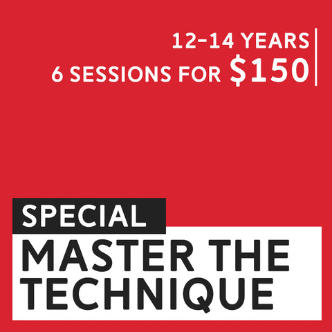 Master The Technique - December Special