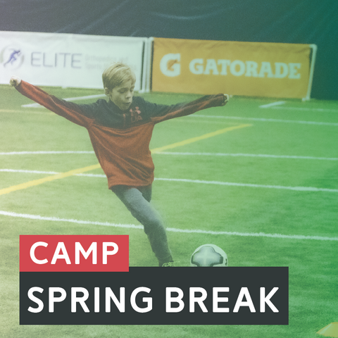 Spring Break 2020 Indoor Soccer Camp
