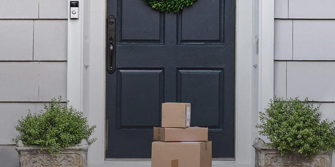 Home Security Tips: How to Prevent Package Theft