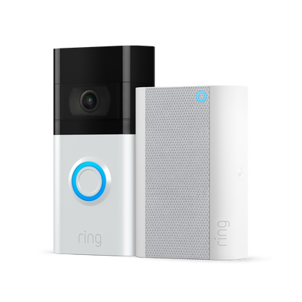 Video Doorbell 3 + Chime Pro