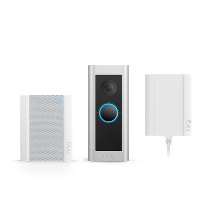 Video Doorbell Pro 2 with Plug-In Adapter and Chime