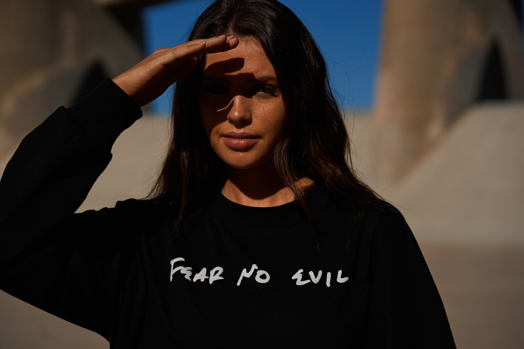 Fear No Evil Long Sleeve