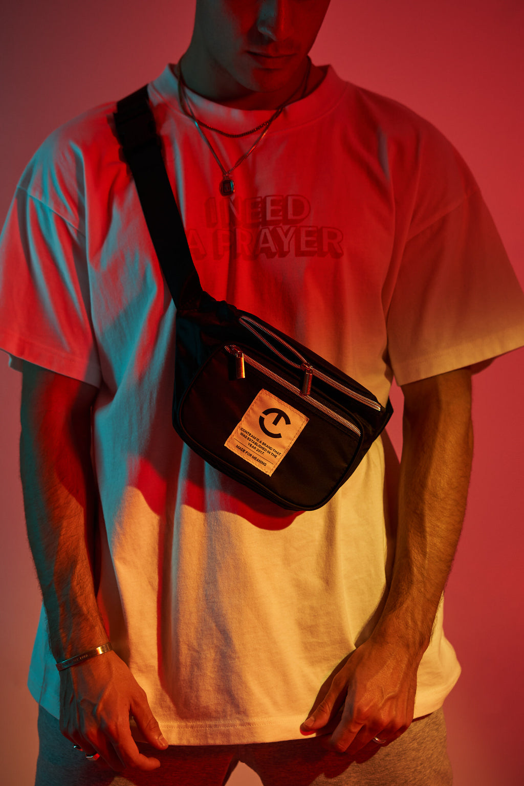 Conteam Logo Fanny Pack