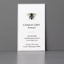 Bee Business Card, Sets of 50