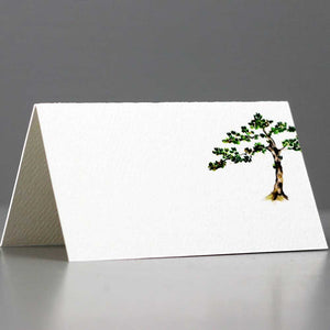 Zen Bonsai Place Cards