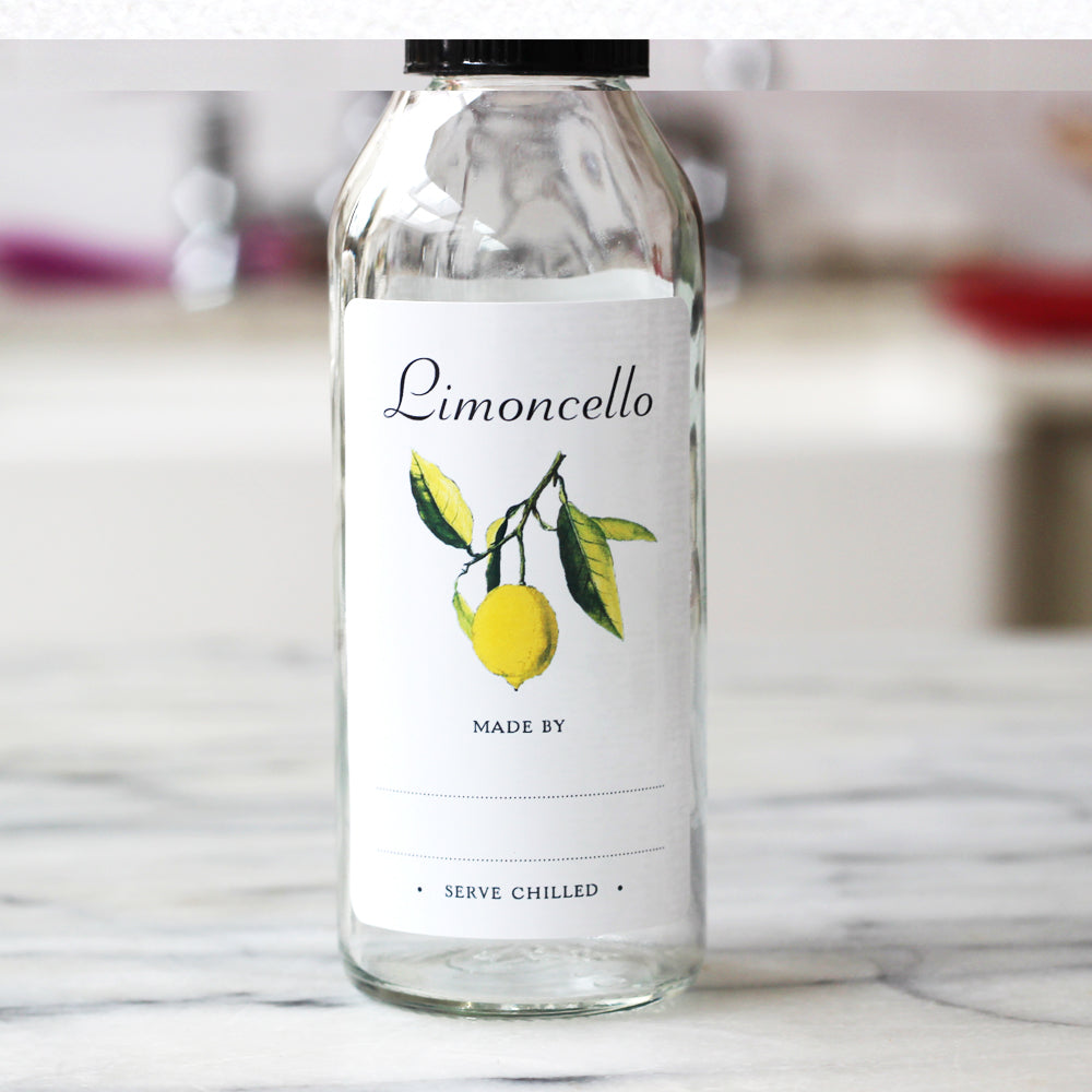 Limoncello Labels - EURO STYLE 2
