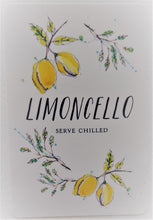 Italian Farm House Limoncello Labels