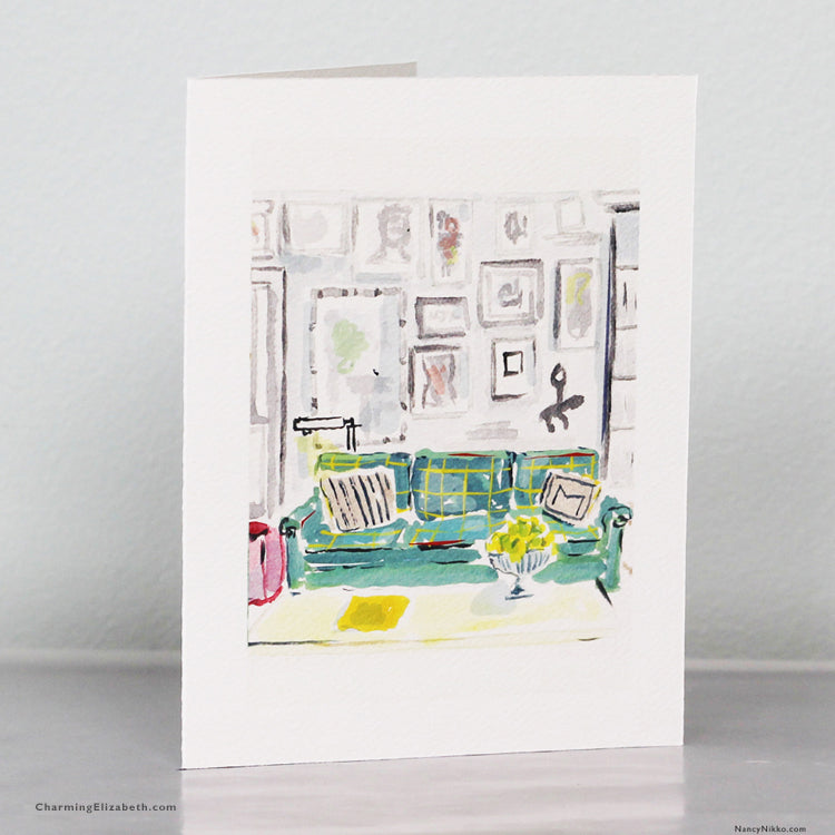 Brooklyn Loft Card