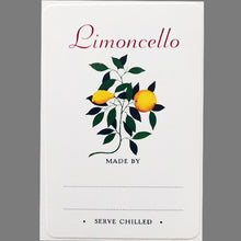 Limoncello Labels Renaissance
