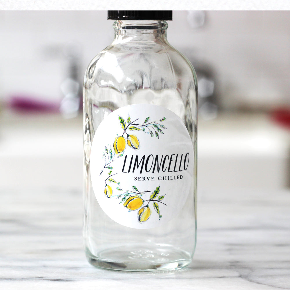 Limoncello Labels - 2