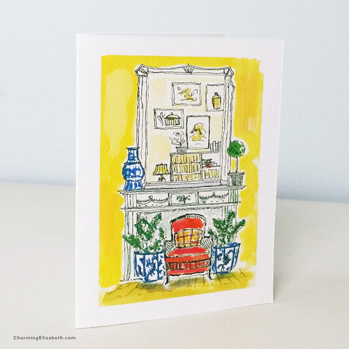 Savannah Parlor Card