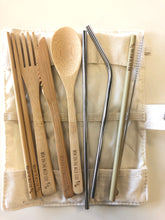 Wok Pack (3 meals) + bamboo cutlery kit
