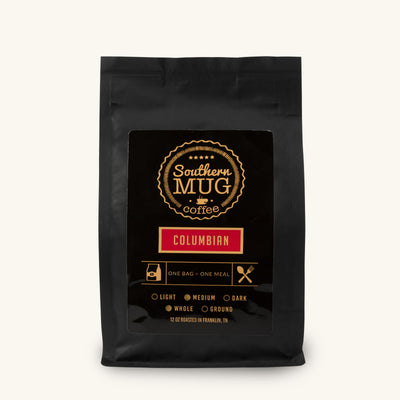 Columbian Single Origin Specialty Grade Coffee
