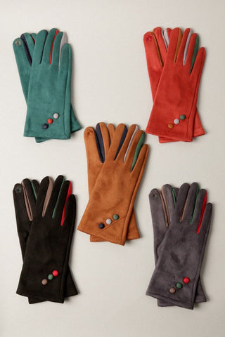 Tartan Smart Gloves