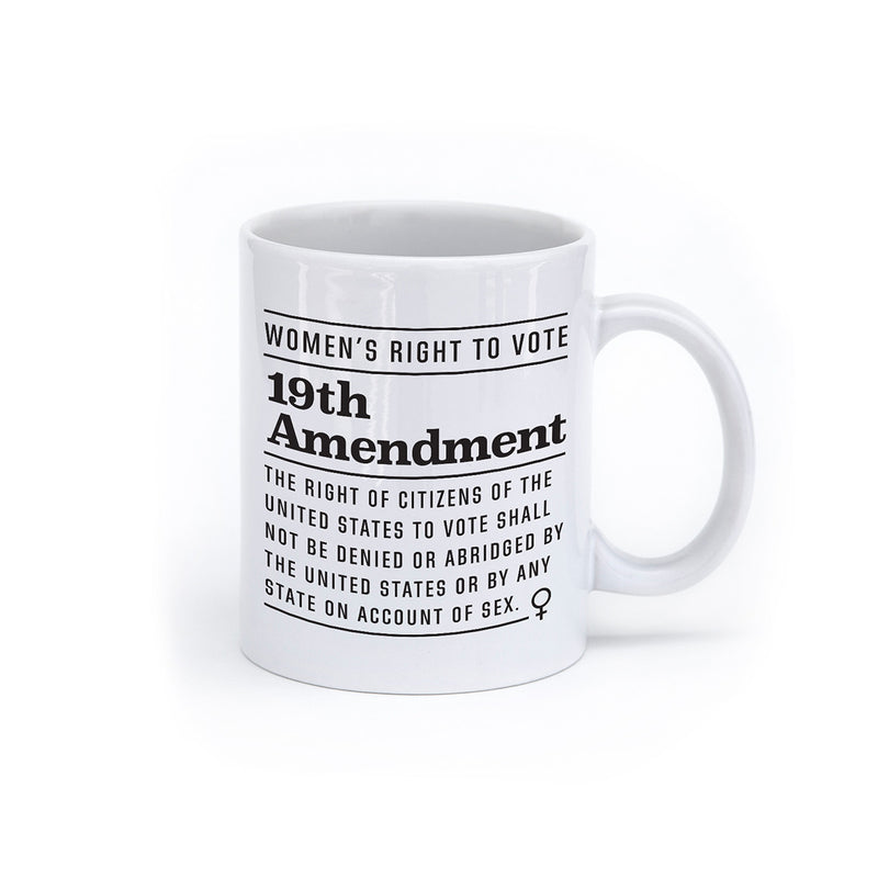 19th Amendment Mug