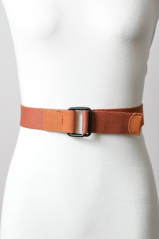 Utility Belt In 3 Color Selections