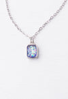Joyce Crystal Pendant Necklace