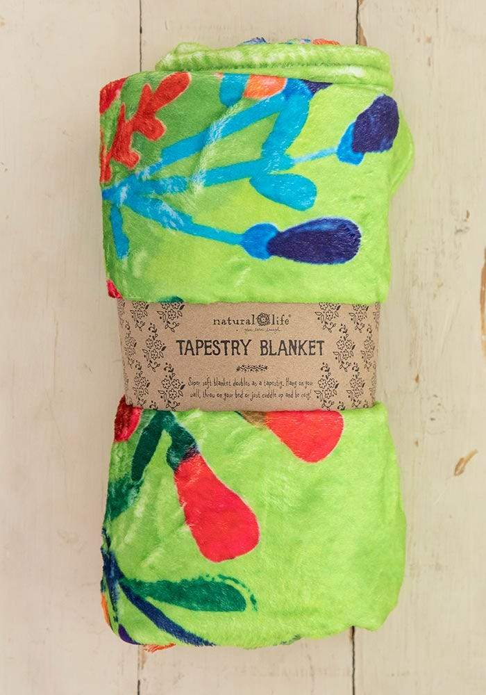 Kindness Matters Tapestry Blanket