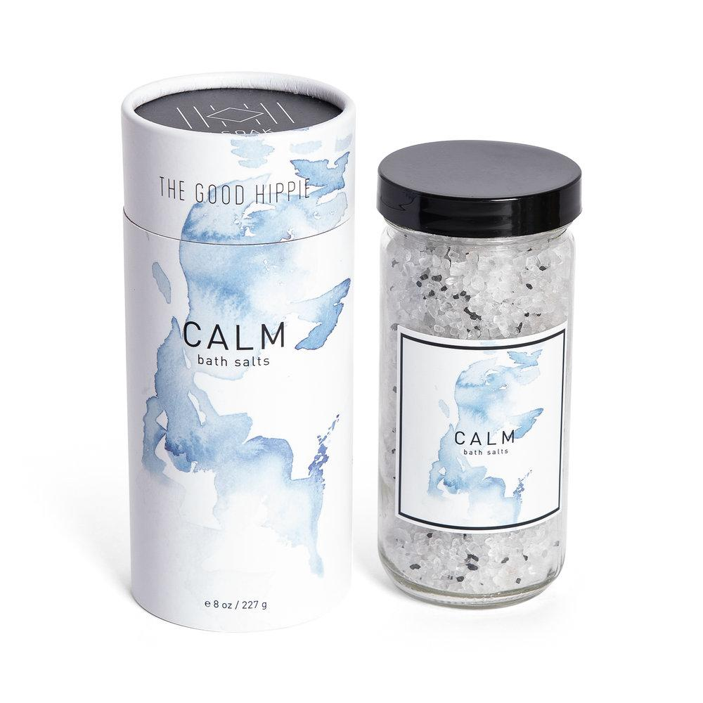 Calm Bath Salts