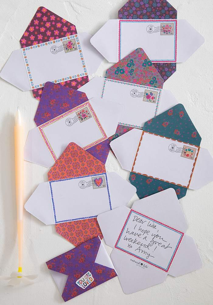 Little Envelope Letters