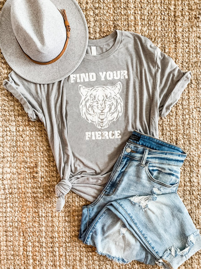 Find Your Fierce T-shirt